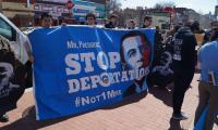 April 5th Immigration Protest in DC - Photograph by SocialJusticeSeeker812 on Flickr.com